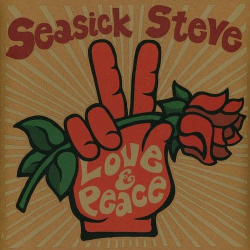 Seasick Steve<br>Love & Peace<br>LP